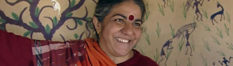 Vandana Shiva - Saatgut